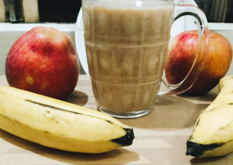 Step-by-Step Guide to Prepare Award-winning Banana smoothie