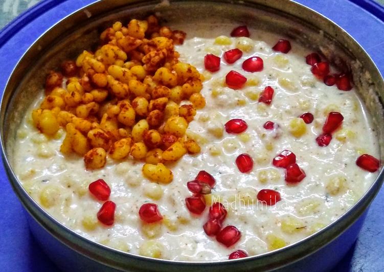 Recipe of Ultimate Boondi Raita