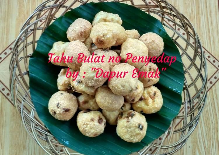 TAHU Bulat No Penyedap - cookandrecipe.com