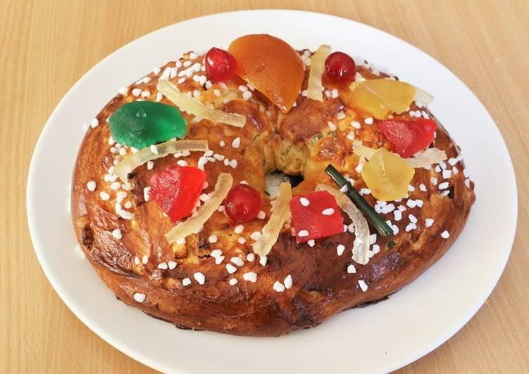 Recette: Appétissant Gâteau des rois