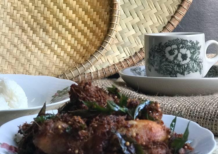 Ayam Goreng Rempah - velavinkabakery.com