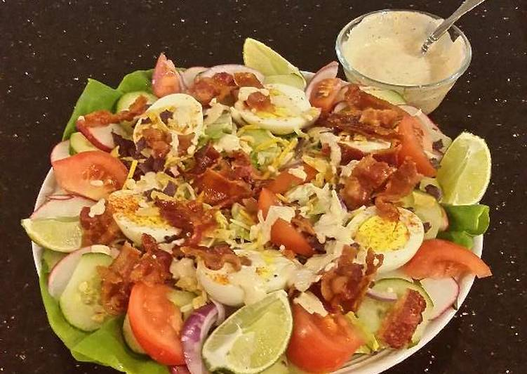 Easiest Way to Make Quick Southwestern BLT Egg Salad