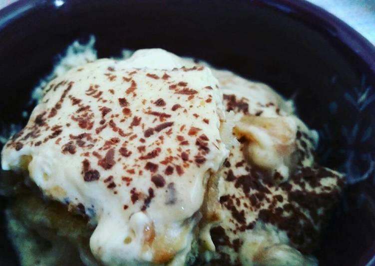 Recette: Tiramisu à la crème de marron