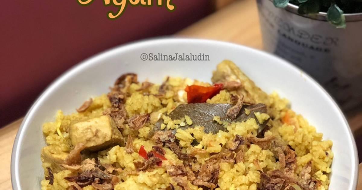 28 Resipi Nasi Briyani Yang Sedap Dan Mudah Cookpad