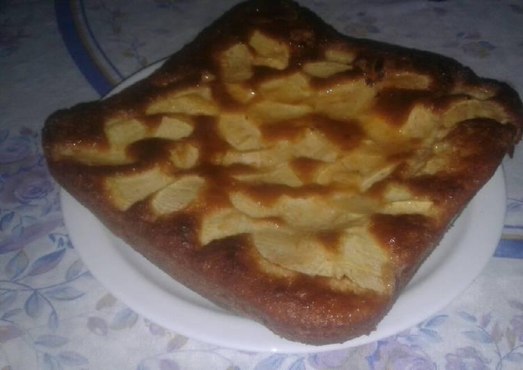 La Recette Pas à Pas Apple cake