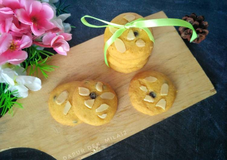 Vanili Almond Cookies