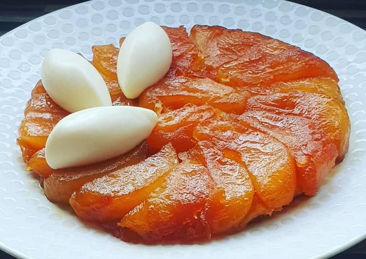 Méthode la plus simple pour Préparer Parfait Tarte tatin