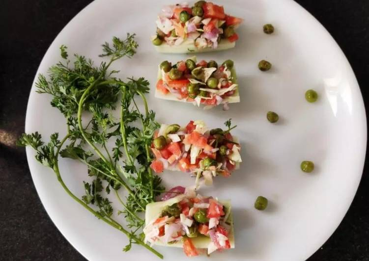 Step-by-Step Guide to Make Ultimate Peas salad
