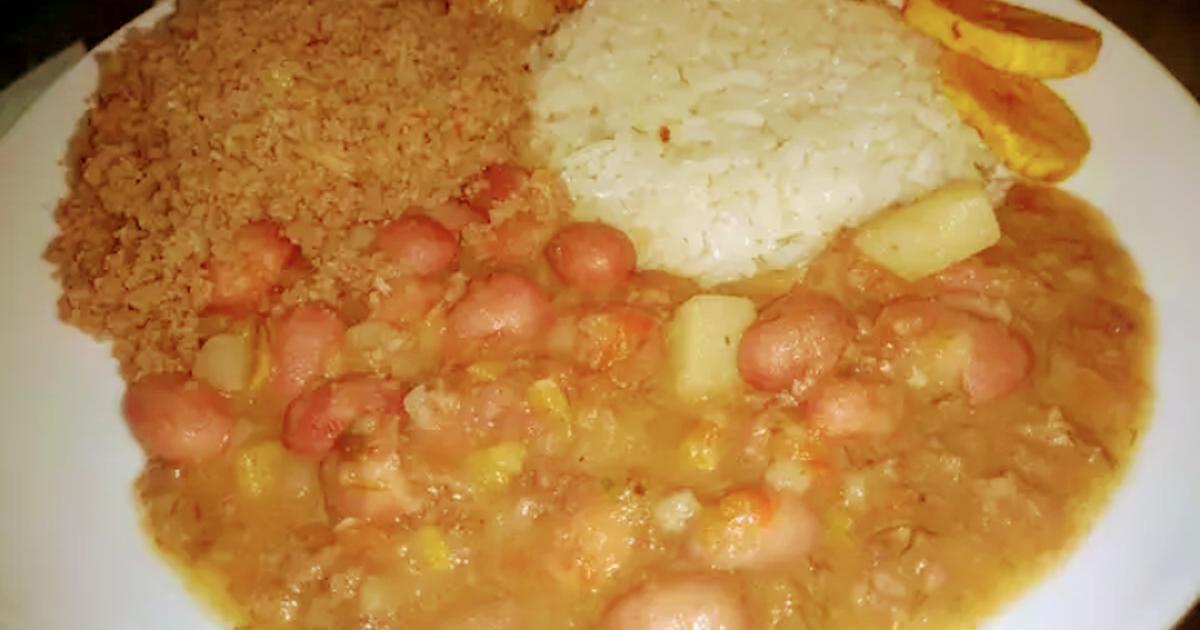 principios para almuerzos colombianos