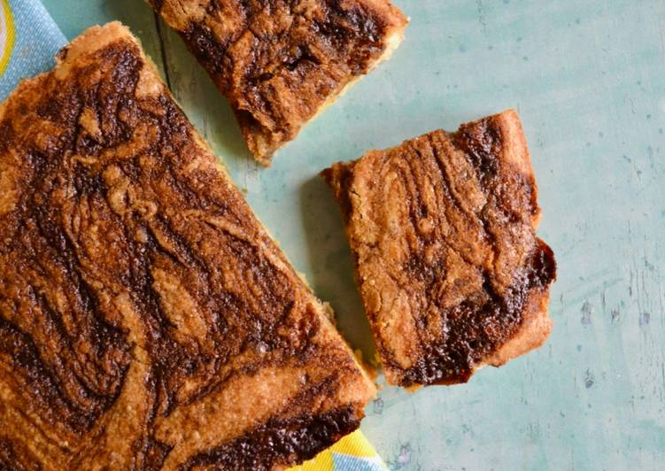 Foods That Can Make Your Mood Better Cinnamon Swirl Bars