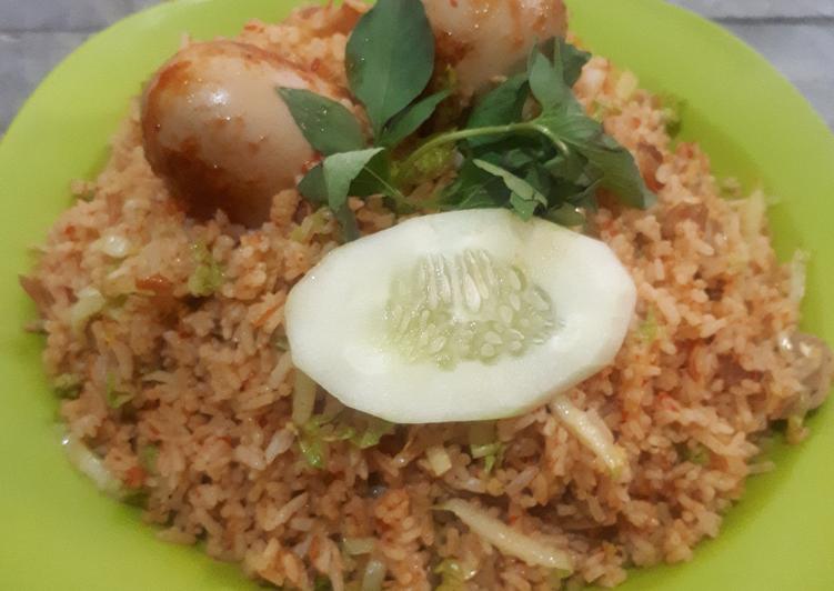 Resep Nasi Goreng Bumbu Bali Bikin Laper