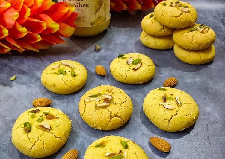 10 Minute Recipe of Blends Nan khatai