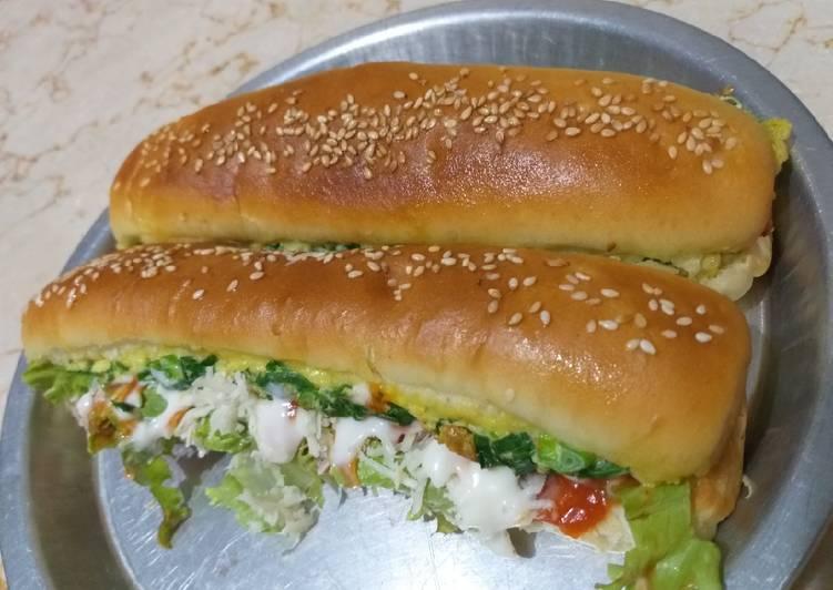 Resep Roti long john Homemade oleh Fiky ria irjayanti 10 - Cookpad