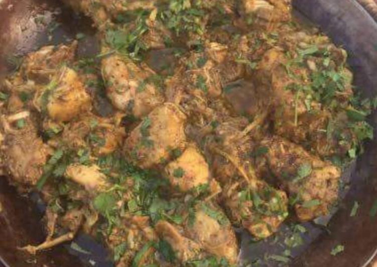 Ayam kare