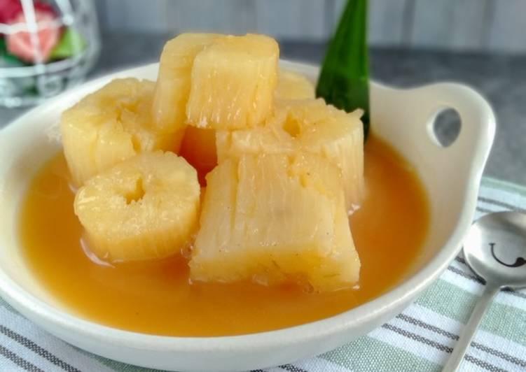 47.Thai Candied Cassava