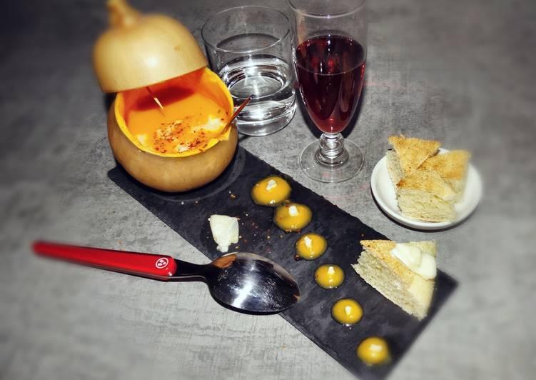 Comment Cuisiner 🍴🌺 courge butternut renversée 🌺🍴