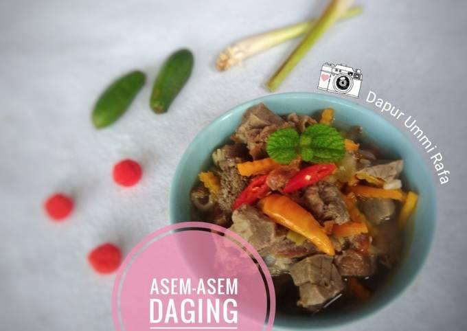 Asem-Asem Daging