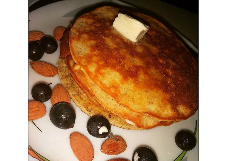 Almond flour pancakes