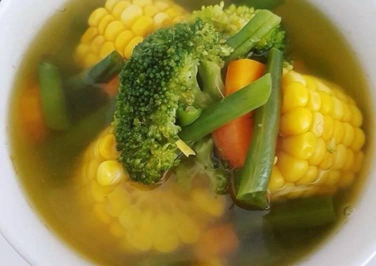 Sayur Asem Brokoli