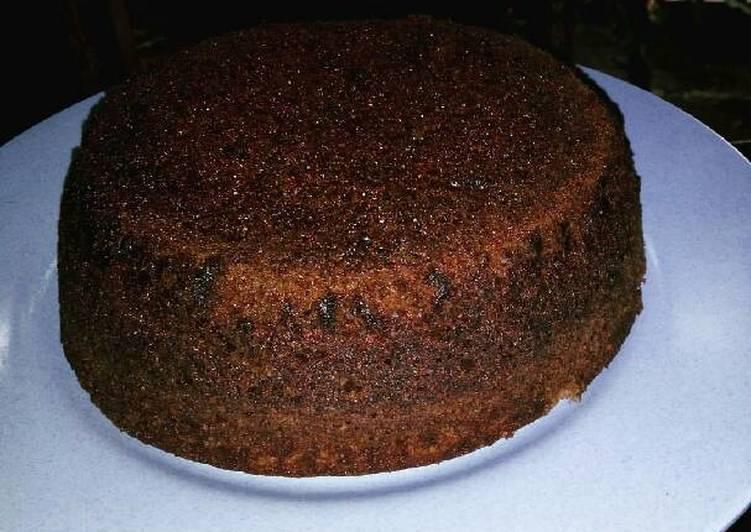 Resep Bolu coklat kukus sederhana oleh Hana Pertiwi - Cookpad