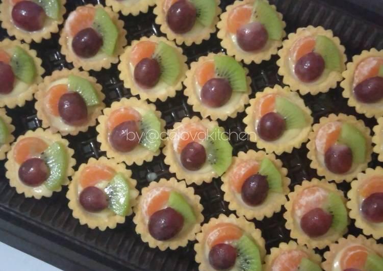 Resep Pie buah Paling dicari