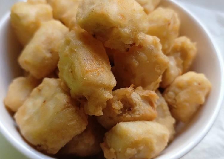 Tahu Crispy (Camilan)