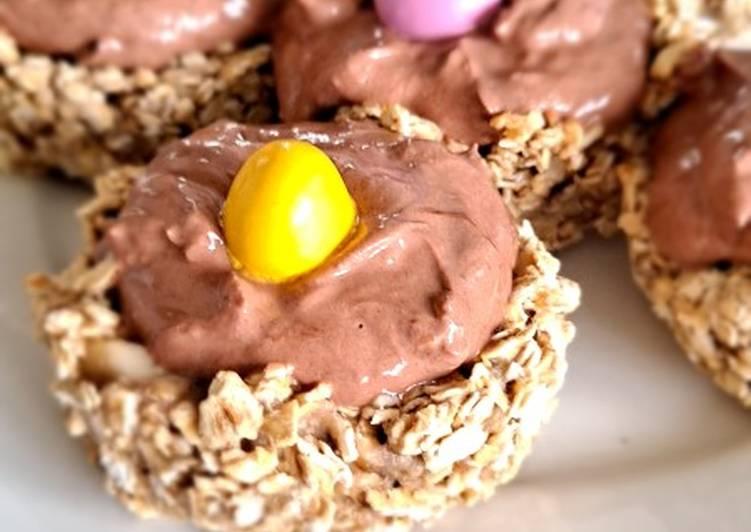 Tartelettes chocolat healthy
