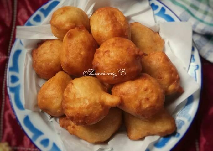 Resep Kue Bohong Super Simpel Oleh Dapoer Zoe Cookpad