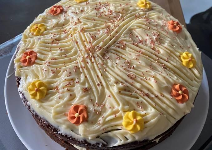 Carrot Cake - WSM