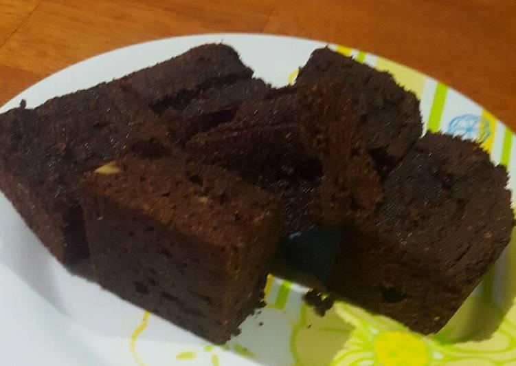 Recipe of Any-night-of-the-week Avocado brownies