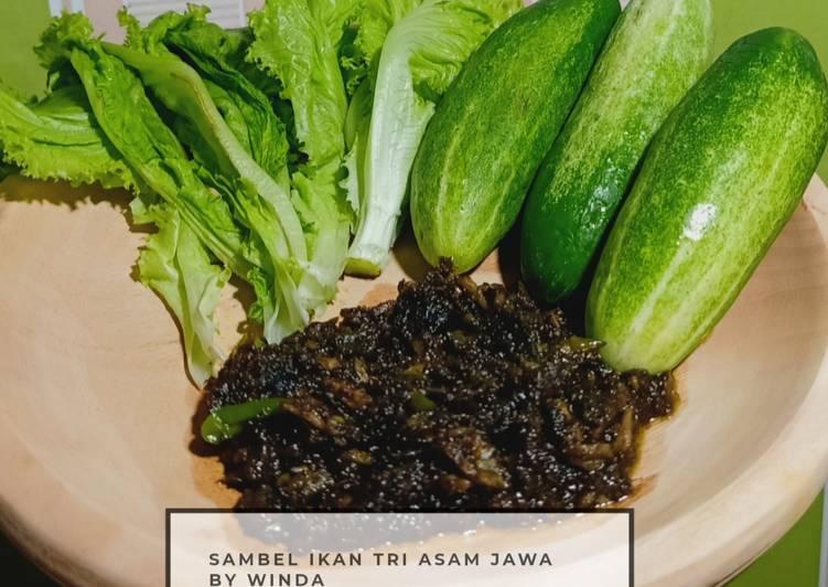 Sambel Ikan Tri Asam Jawa