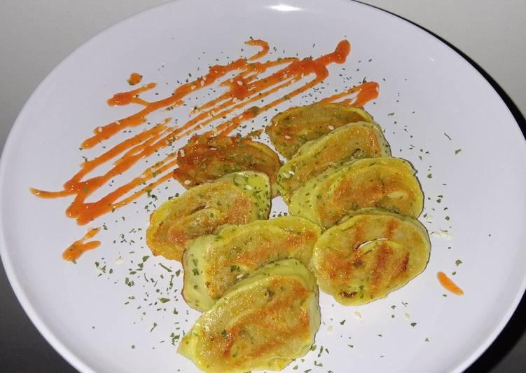 Rolade Egg Roll Bandeng