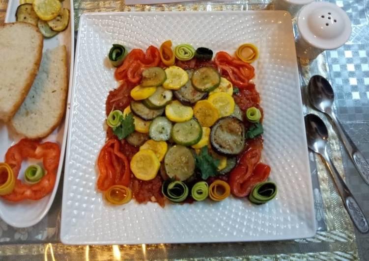 Recipe of Favorite Traditional Ratatouille
