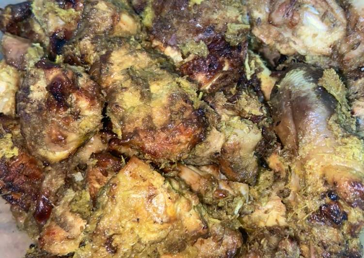 Ayam Bakar ala2 Satay 🍗 - velavinkabakery.com