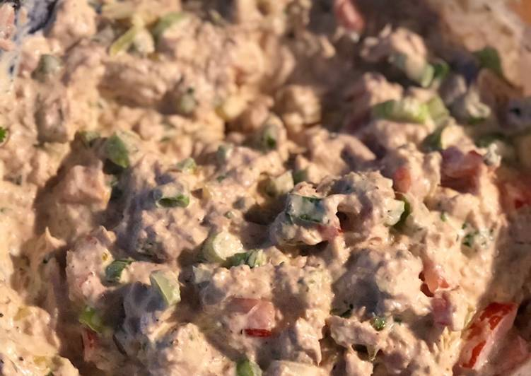 Easiest Way to Prepare Speedy Jays Amazing Tuna Salad