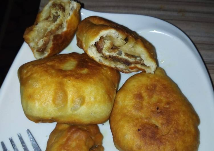 How to Cook Ultimate Perfect Fried egg roll