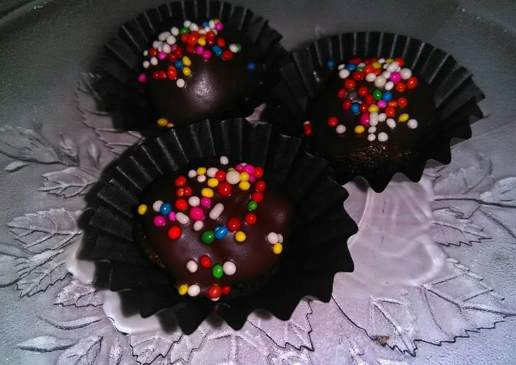 Cara Gampang Menyiapkan Coklat koko krunch Anti Gagal