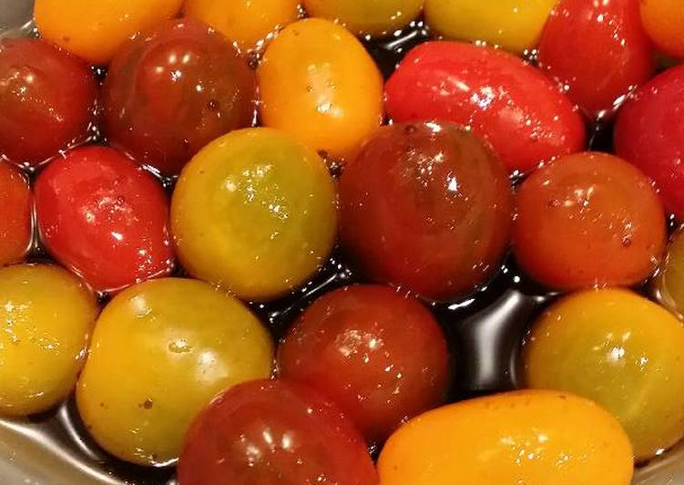 Recipe of Any-night-of-the-week Brad's cherry tomato appetizer