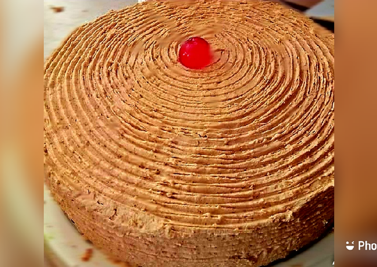 Easiest Way to Prepare Perfect Bombay Bakery coffee cake
