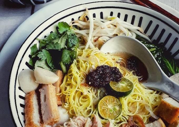 Bihun Sup Ayam