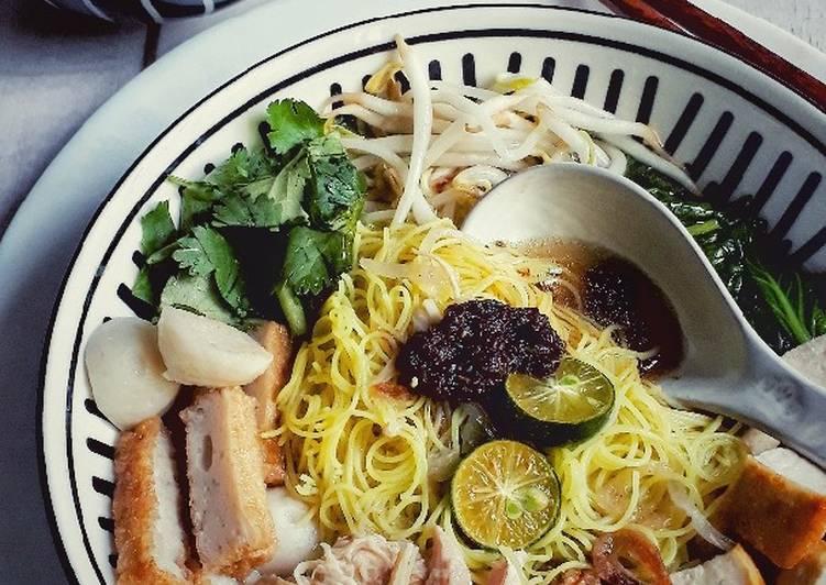 Bihun Sup Ayam - velavinkabakery.com