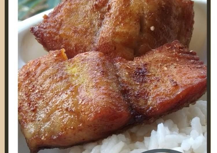 60. Ikan Mujair Goreng, Makanan Anak Balita Praktis Sehat
