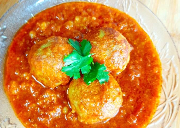 Recipe of Quick Kanchkolar Kofta