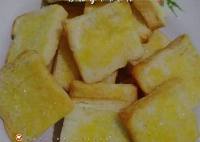 Resep Bagelen, Roti Kering Jadul yang Lezat