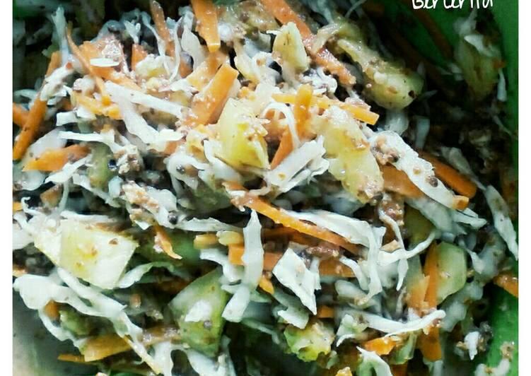 Asinan Sayur khas Betawi