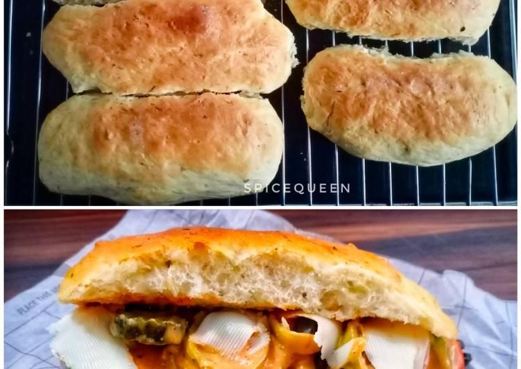 Subway Style Bread