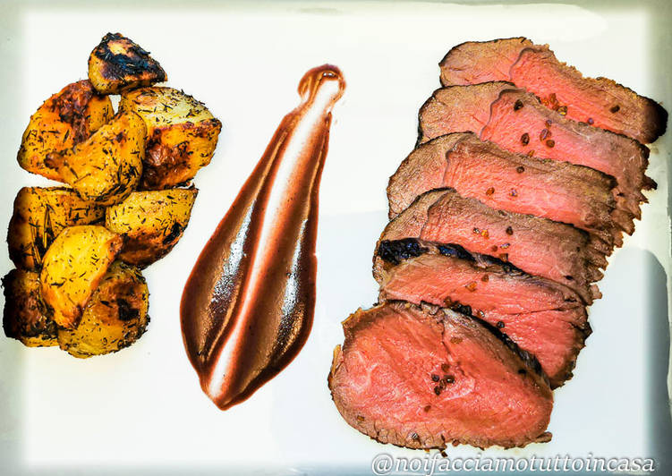 Ricetta Roast Beef al Forno Ricetta Perfetta