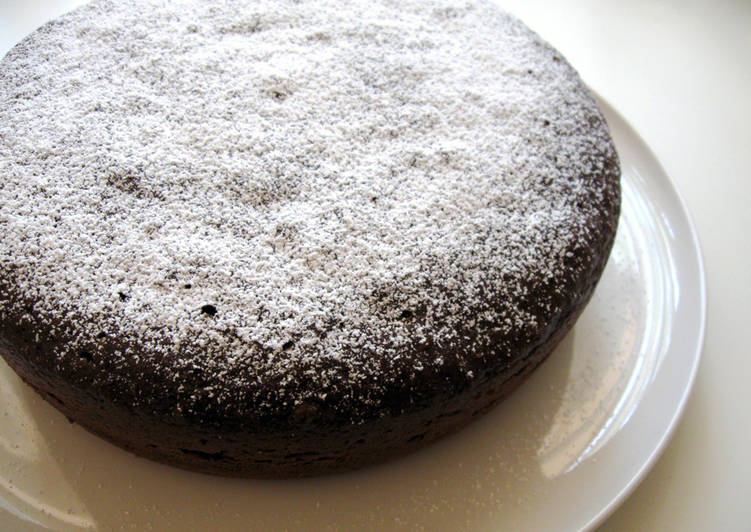 Easiest Way to Cook Tasty Rice Cooker Chocolate Cake