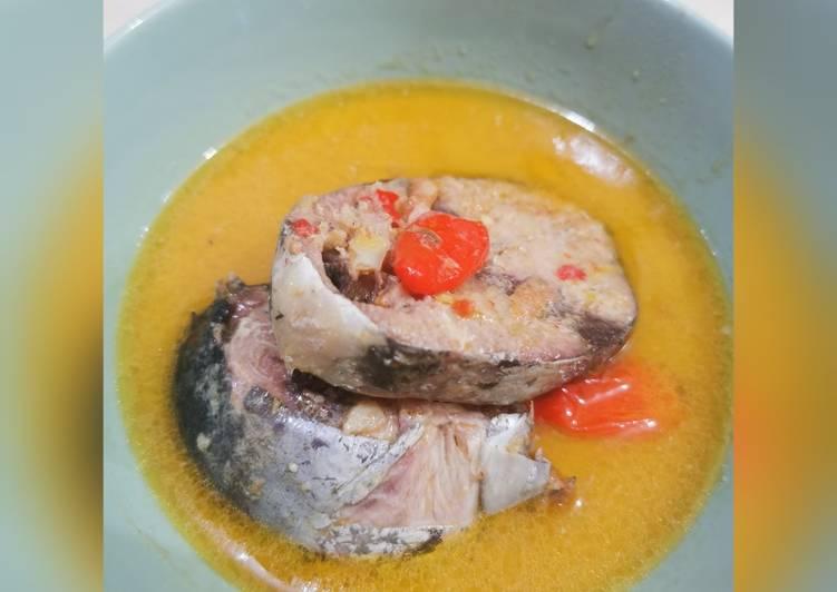 Gulai ikan tuna