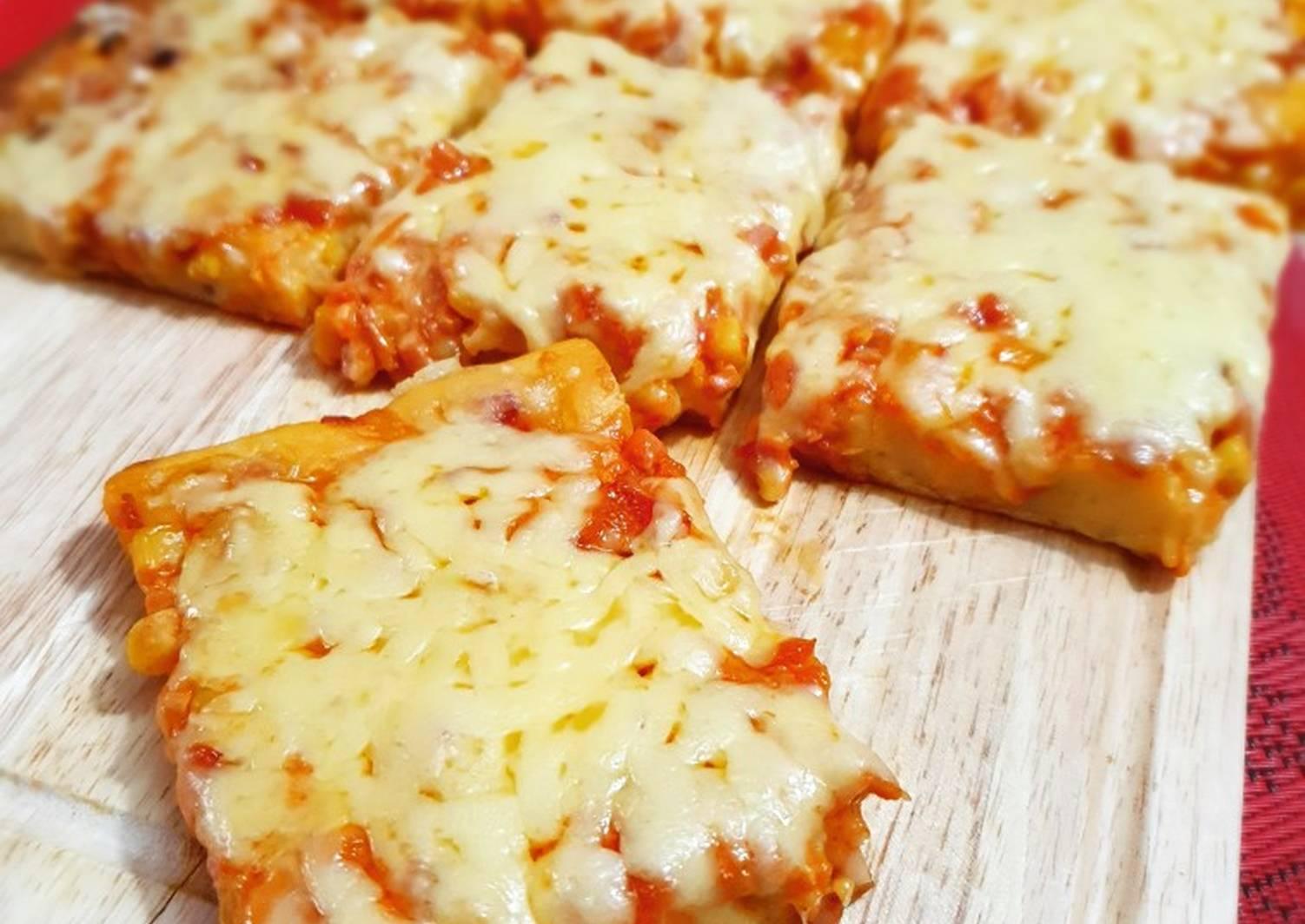 творожное тесто для пиццы рецепт с фото подол, пошитый